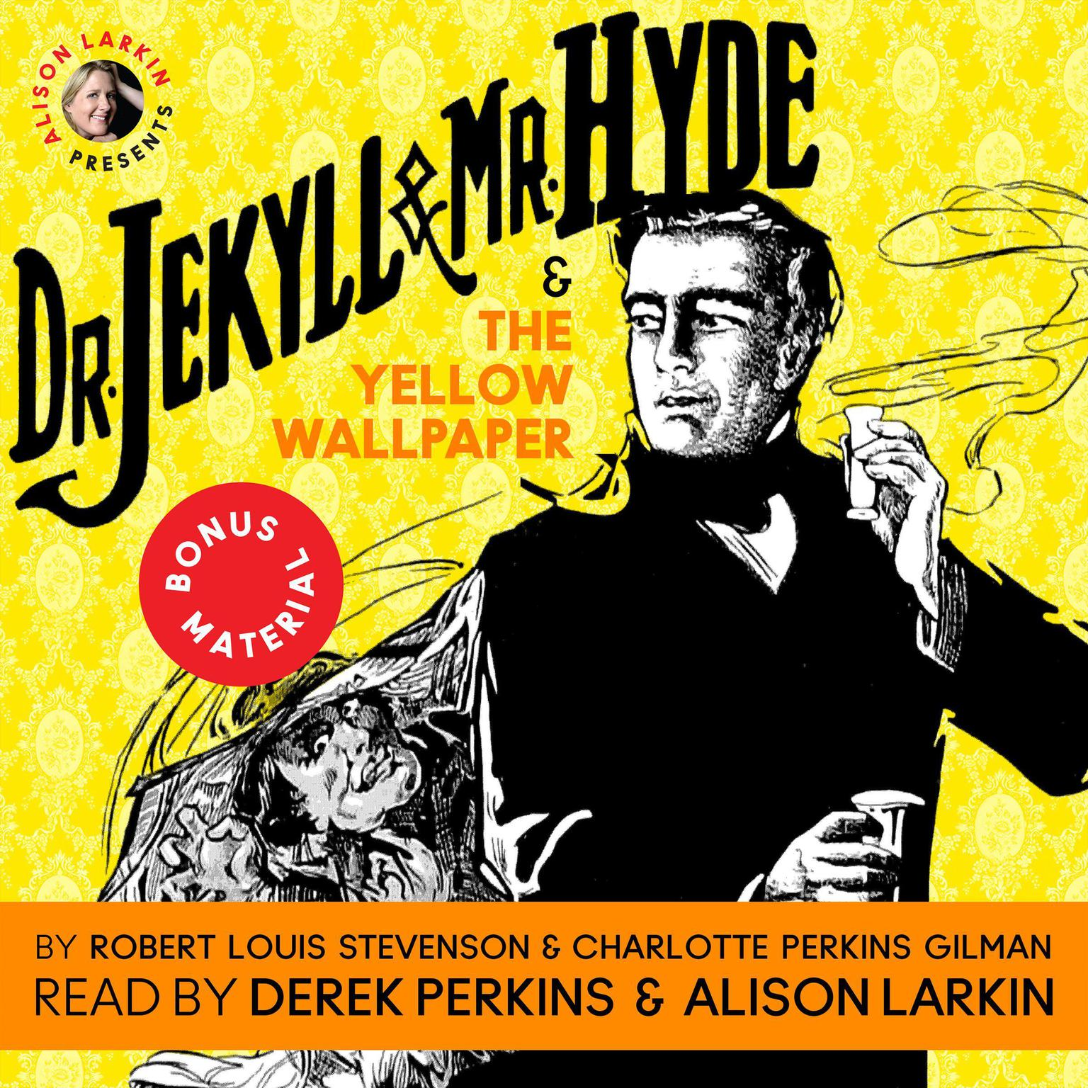 Dr. Jekyll and Mr. Hyde & The Yellow Wallpaper Audiobook, by Robert Louis
