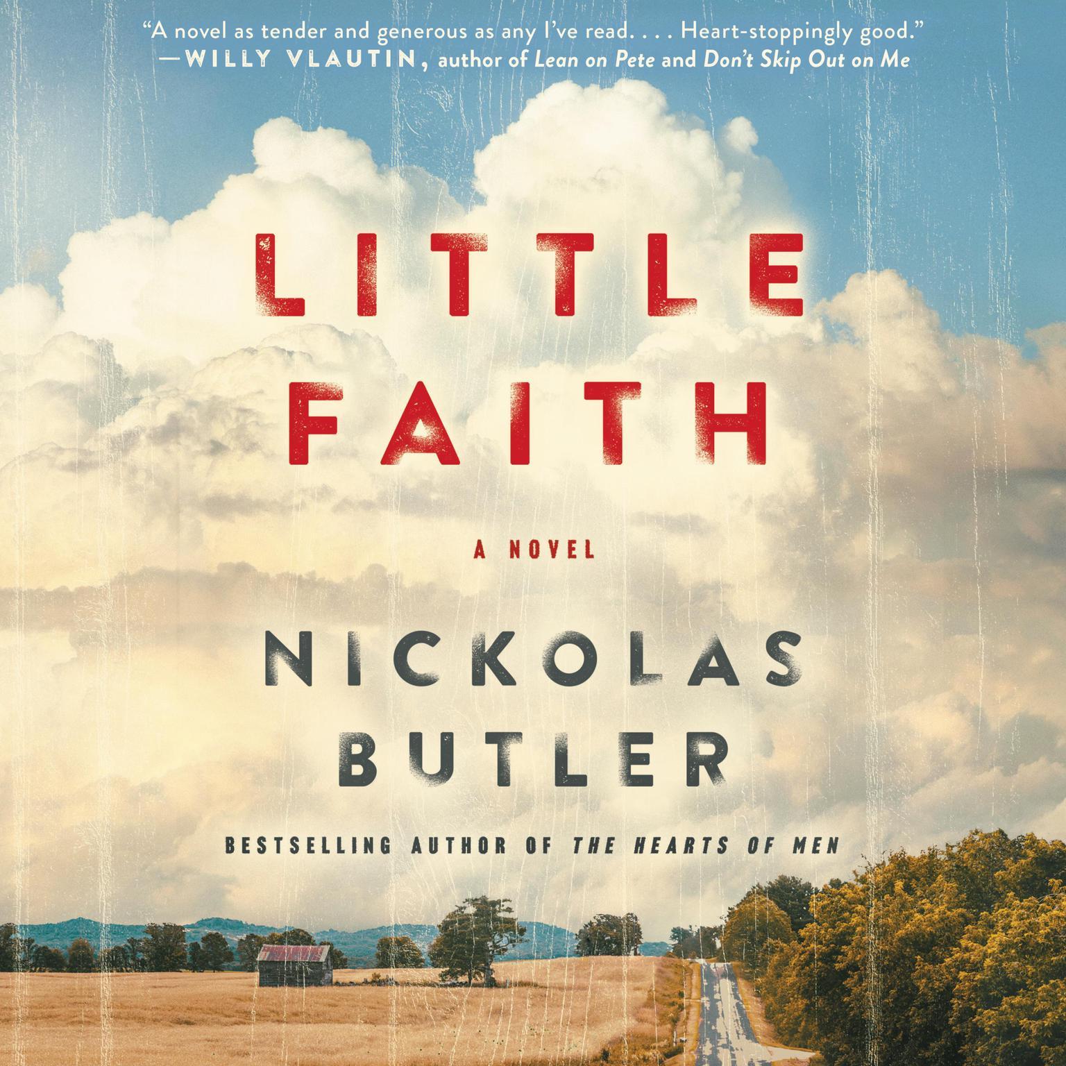 Printable Little Faith: A Novel Audiobook Cover Art
