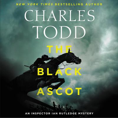 The Black Ascot Audiobook, by Charles Todd