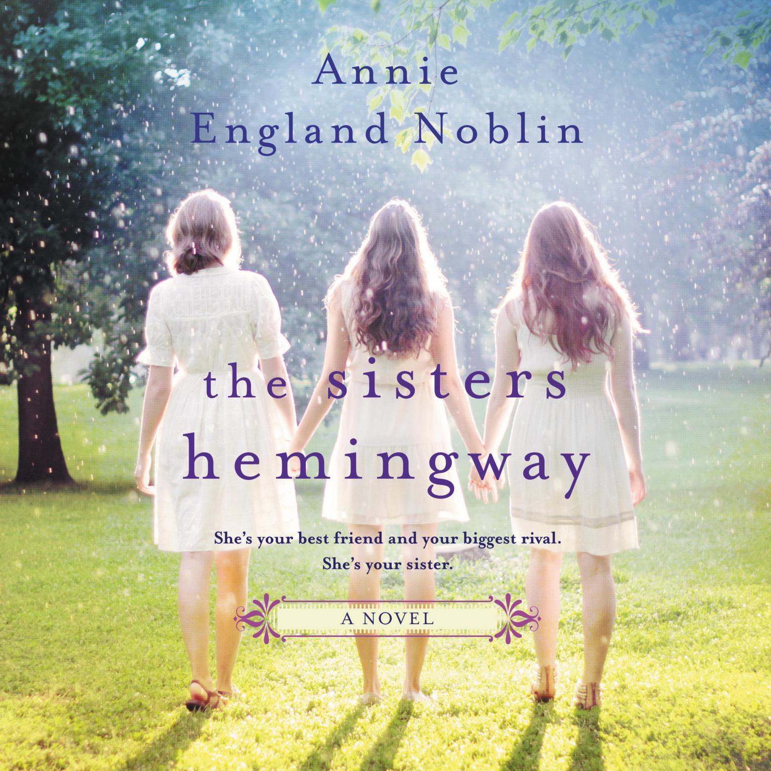 Printable The Sisters Hemingway: A Novel Audiobook Cover Art