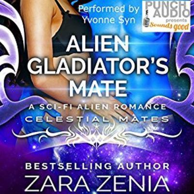 Alien Gladiators Mate Audiobook, by Zoe Aarsen