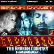 The Broken Country  Audiobook, by Brian Doyle