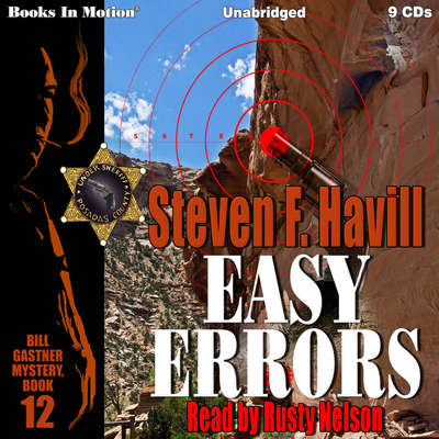 Easy Errors Audiobook, by Stephen Anable