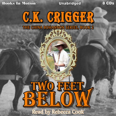 Two Feet Below  Audiobook, by C. Archer