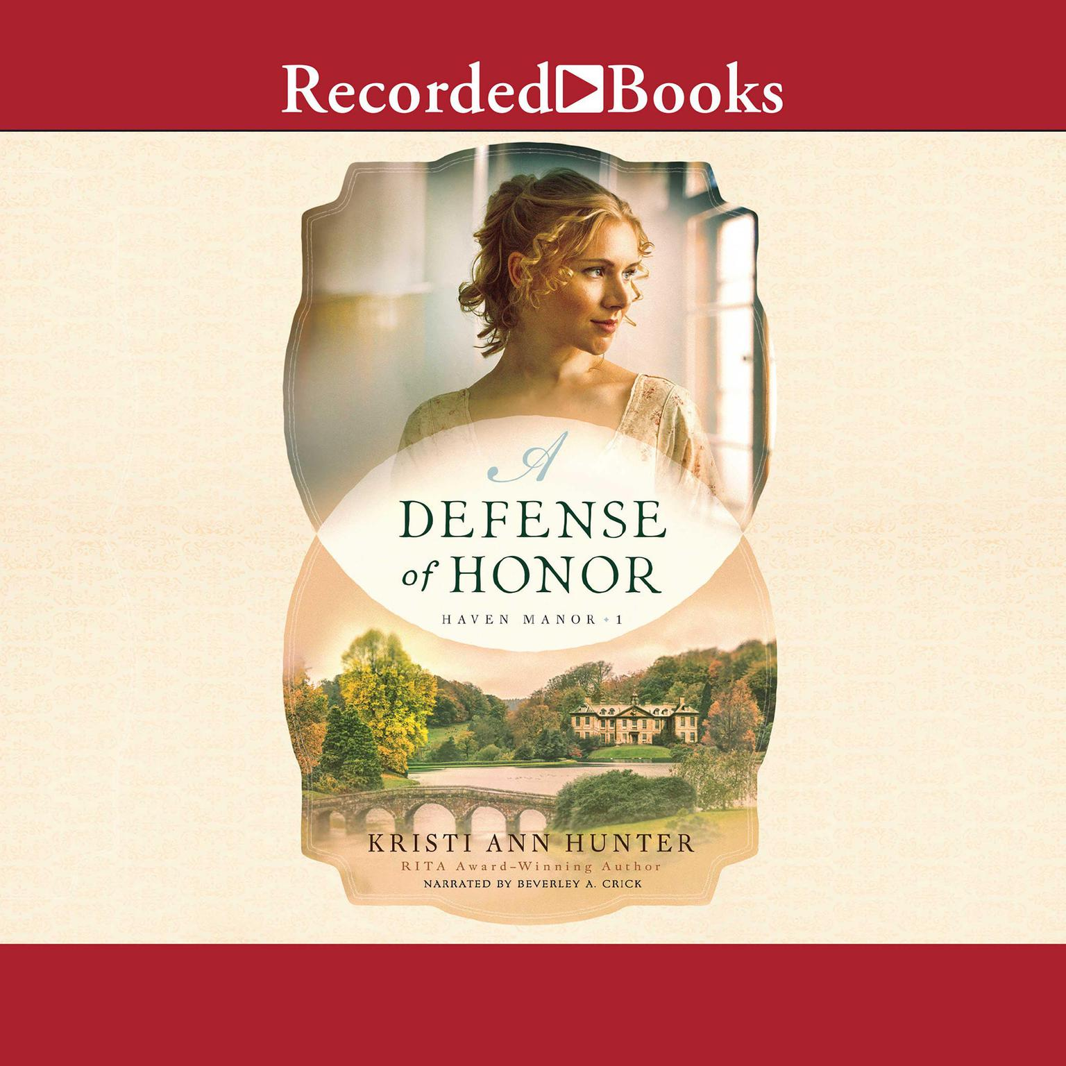 Printable A Defense of Honor Audiobook Cover Art