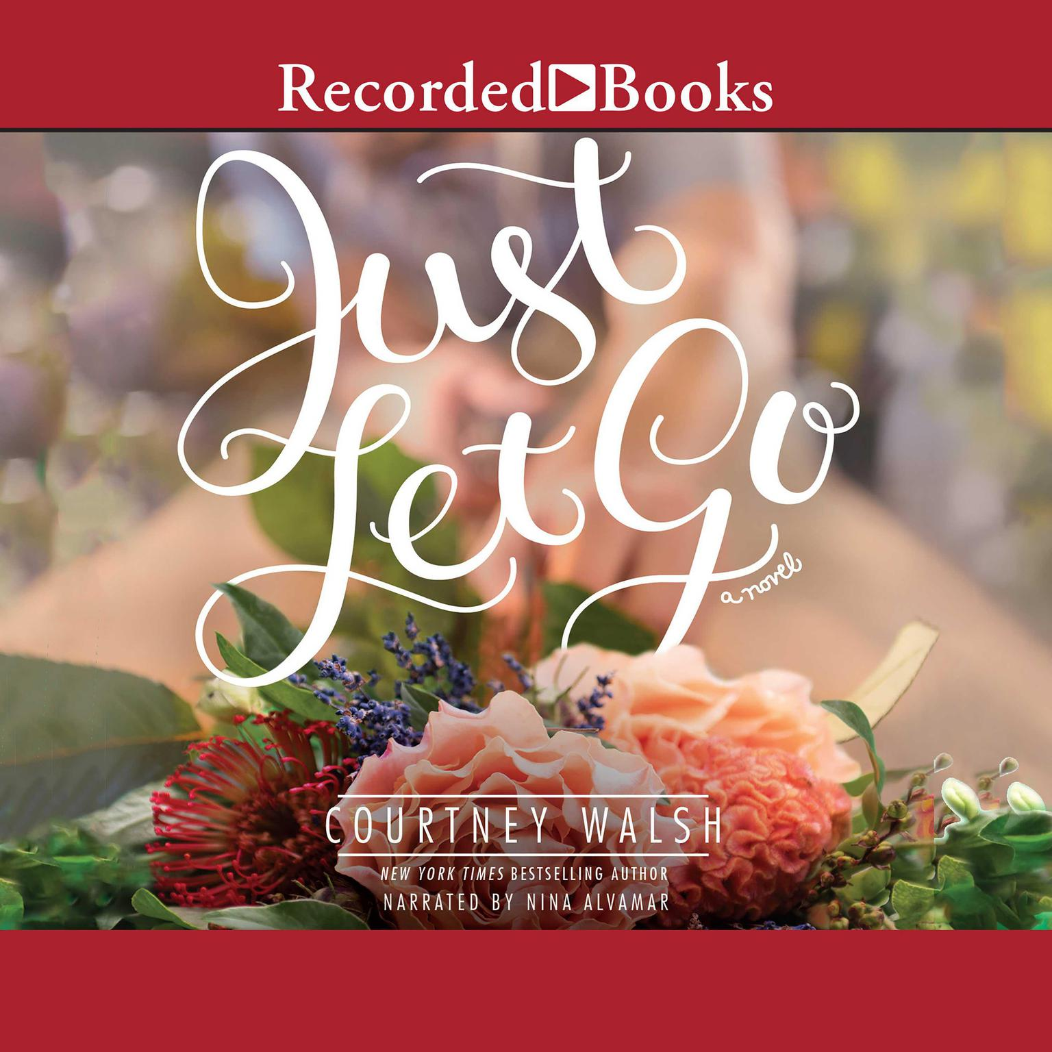 Printable Just Let Go Audiobook Cover Art