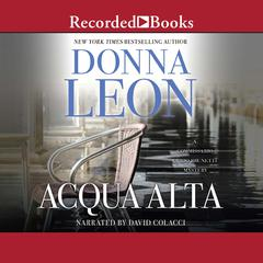 Acqua Alta Audiobook, by