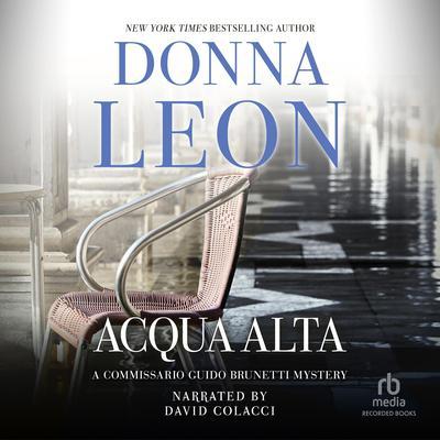 Acqua Alta Audiobook, by Donna Leon