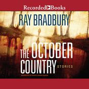 The October Country Audiobook, by Ray Bradbury|