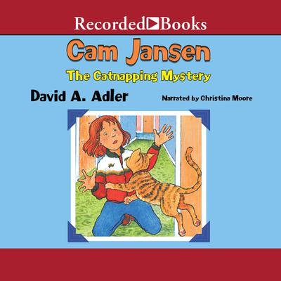 Cam Jansen and the Catnapping Mystery Audiobook, by David A. Adler