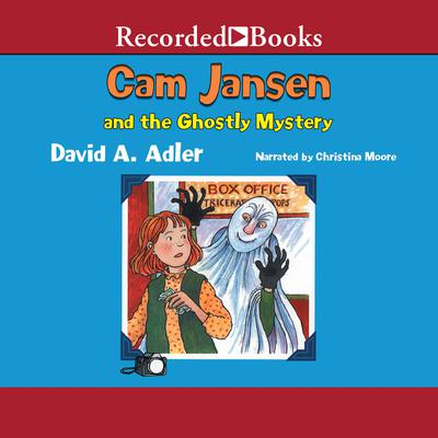 Cam Jansen and the Ghostly Mystery Audiobook, by