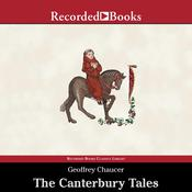 The Canterbury Tales: A Retelling Audiobook, by Geoffrey Chaucer, Peter Ackroyd