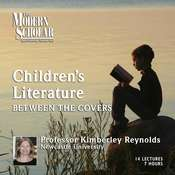Childrens Literature: Between the Covers Audiobook, by