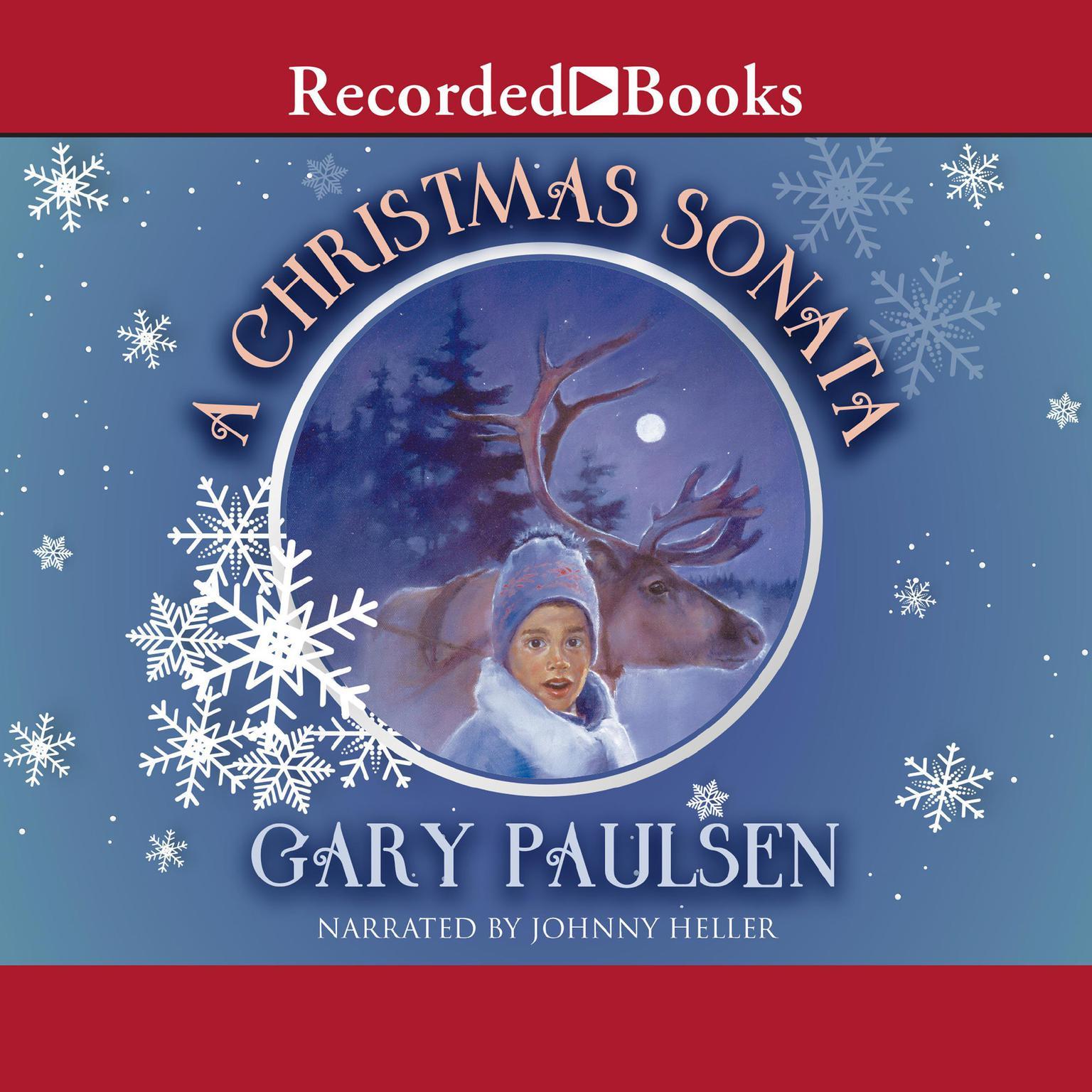 Printable A Christmas Sonata Audiobook Cover Art