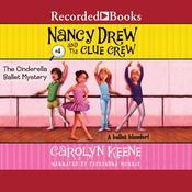 Cinderella Ballet Mystery Audiobook, by Carolyn Keene|