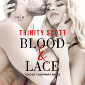 Blood and Lace Audiobook, by Author Info Added Soon