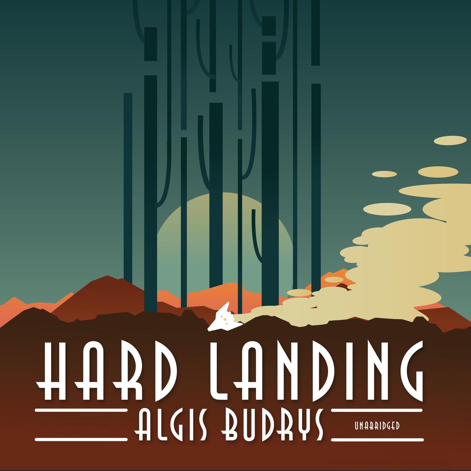 Hard Landing Audiobook, by Algis Budrys