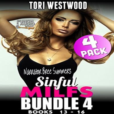 Sinful MILFS - Cougar Erotica Audiobook, by Tori Westwood