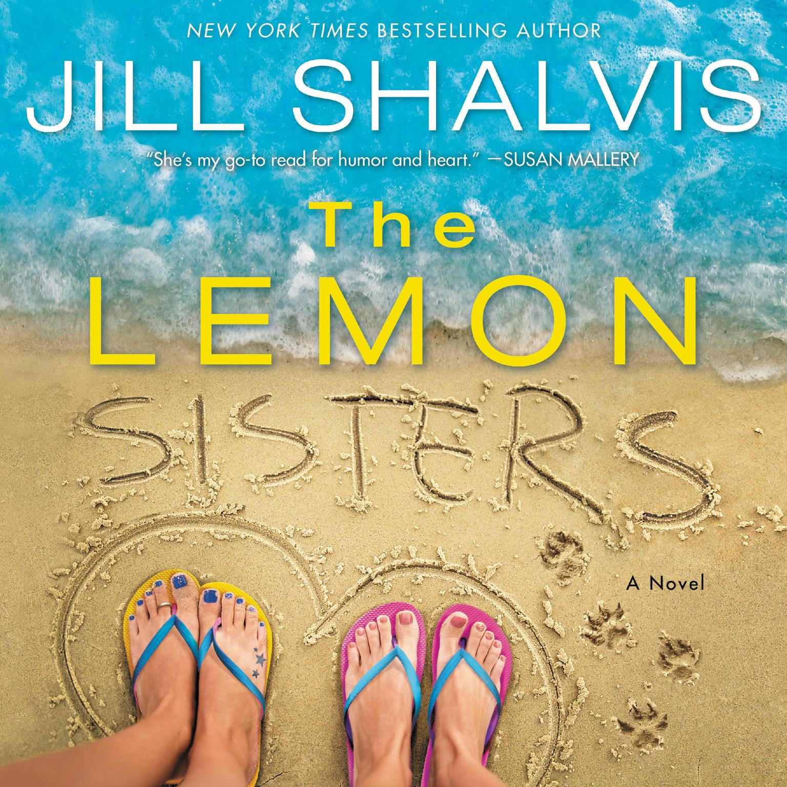 Printable The Lemon Sisters: A Novel Audiobook Cover Art