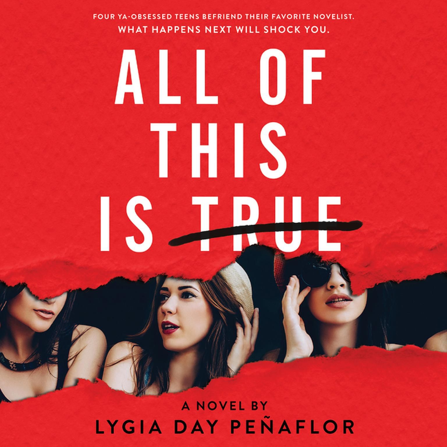 Printable All of This Is True: A Novel: A Novel Audiobook Cover Art
