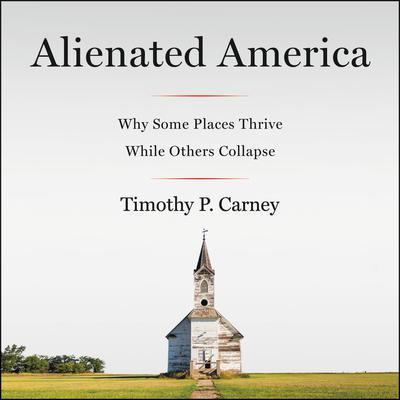 Alienated America: Why Some Places Thrive While Others Collapse Audiobook, by