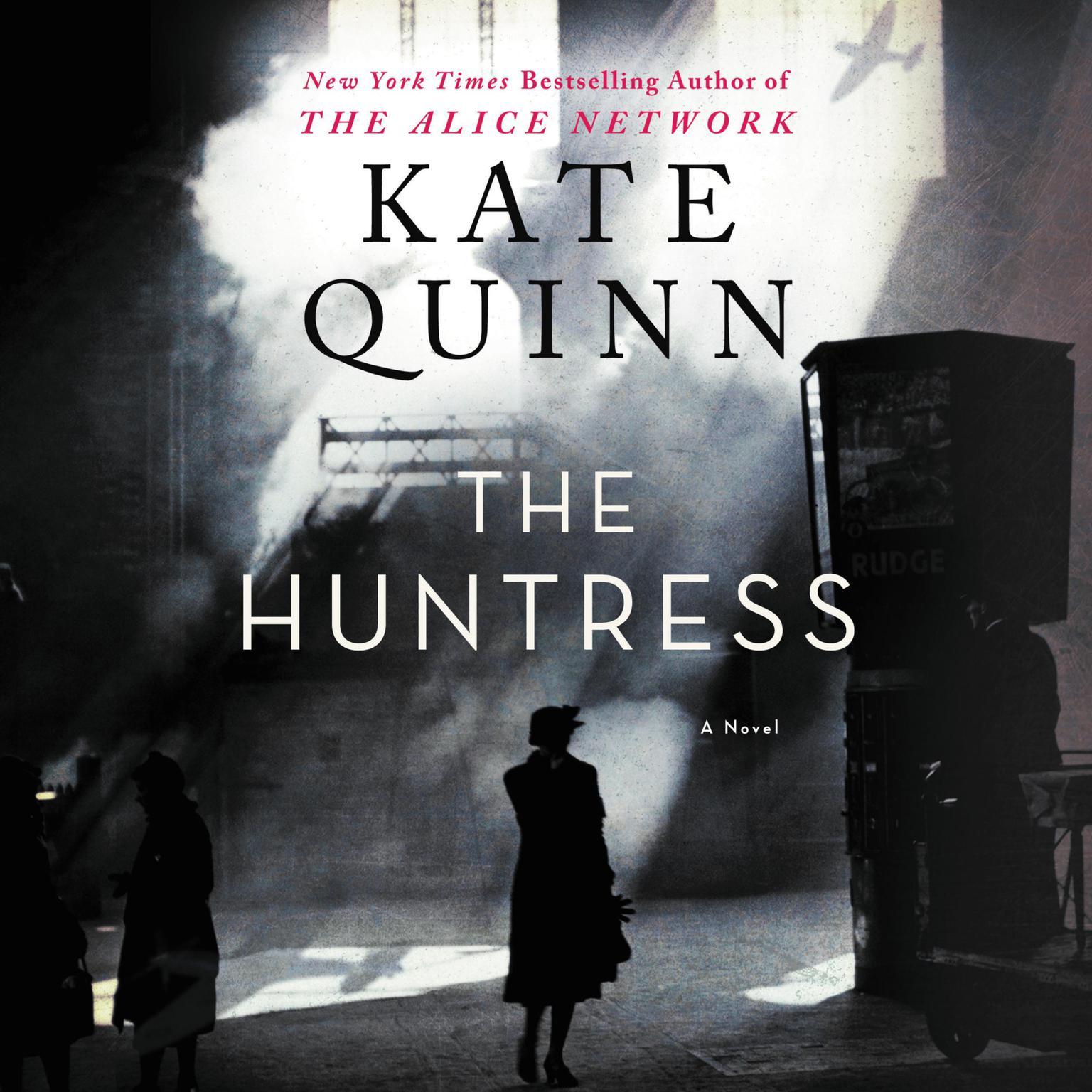 Printable The Huntress: A Novel Audiobook Cover Art