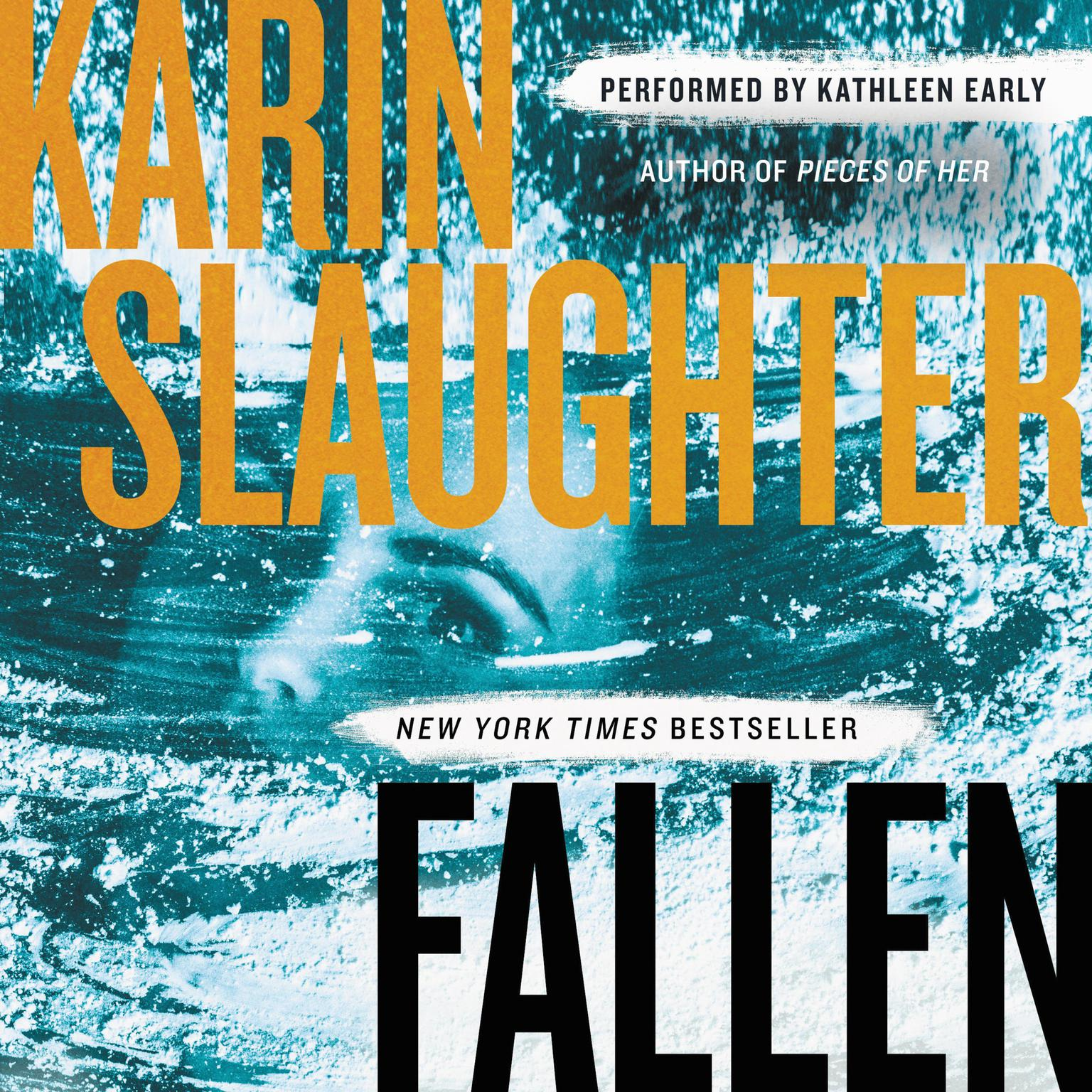 Printable Fallen: A Novel Audiobook Cover Art