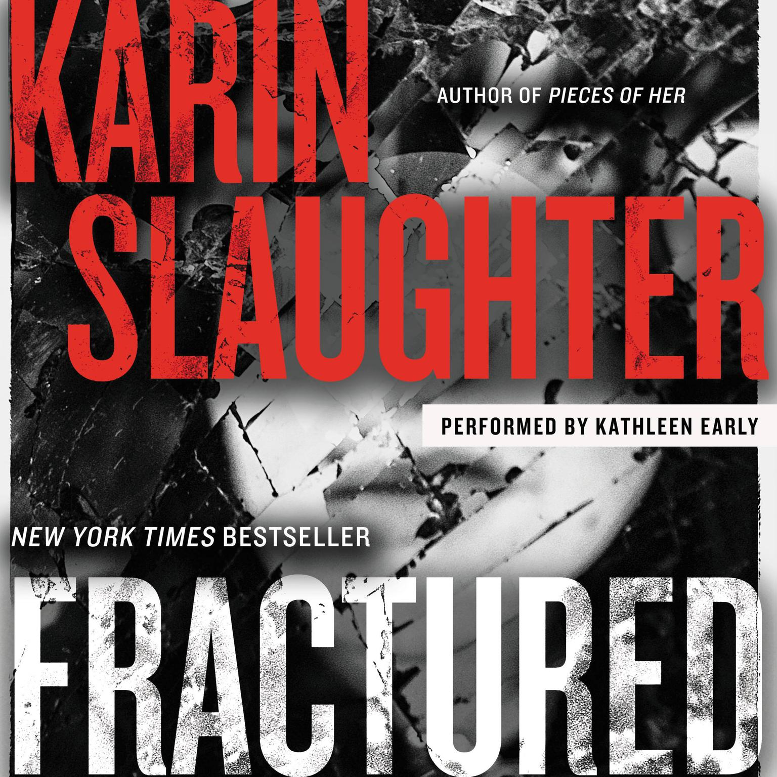 Printable Fractured: A Novel Audiobook Cover Art