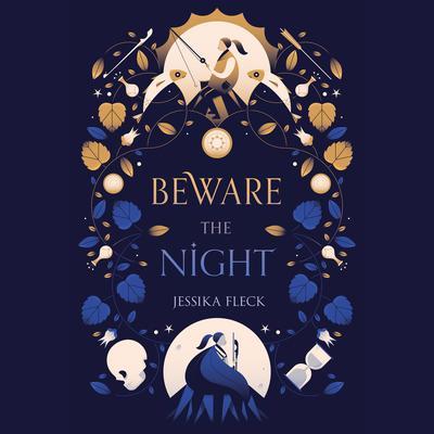 Beware the Night Audiobook, by Jessika Fleck