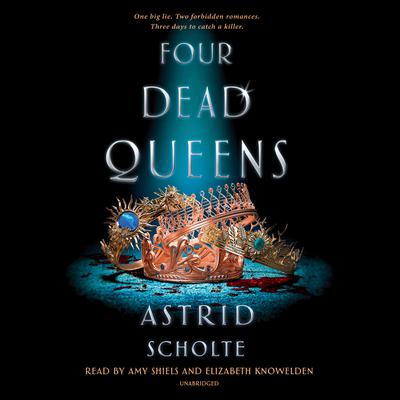 Four Dead Queens Audiobook, by