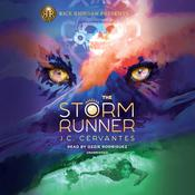 The Storm Runner Audiobook, by Author Info Added Soon|