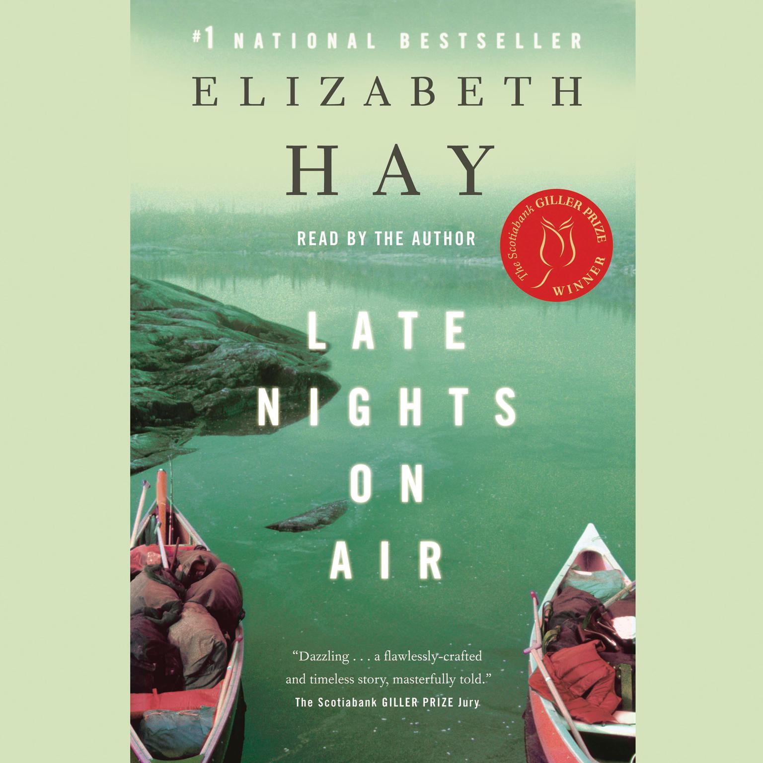 Late Nights on Air Audiobook, by Elizabeth Hay