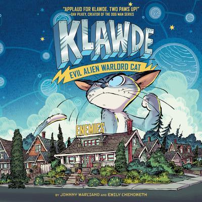 Klawde: Evil Alien Warlord Cat: Enemies #2 Audiobook, by Emily Raymond