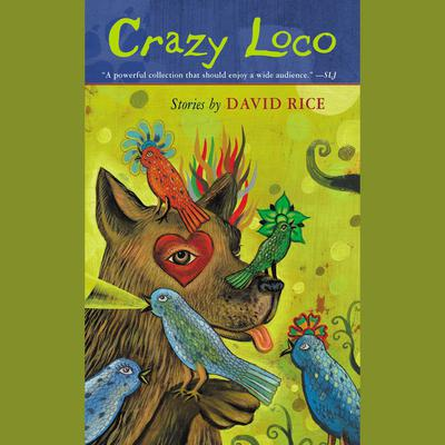 Crazy Loco Audiobook, by David Talbot Rice