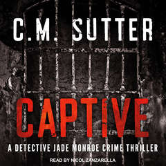 Captive Audiobook, by C.M. Sutter