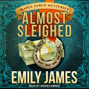 Almost Sleighed Audiobook, by Emily James|