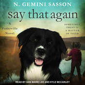 Say That Again Audiobook, by N. Gemini Sasson