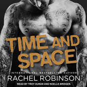 Time and Space Audiobook, by Rachel Robinson