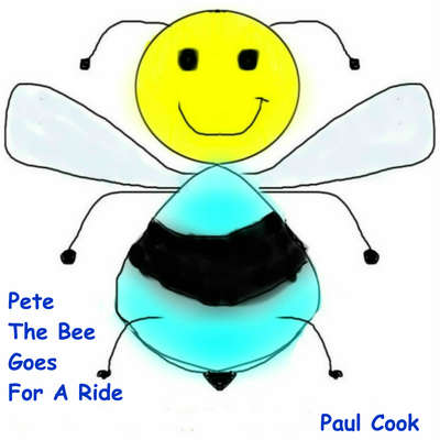 Pete The Bee Goes For A Ride Audiobook, by