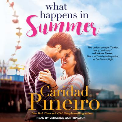 What Happens in Summer Audiobook, by Caridad Pineiro