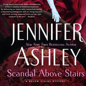 Scandal Above Stairs Audiobook, by Jennifer Ashley