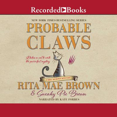 Probable Claws Audiobook, by Rita Mae Brown