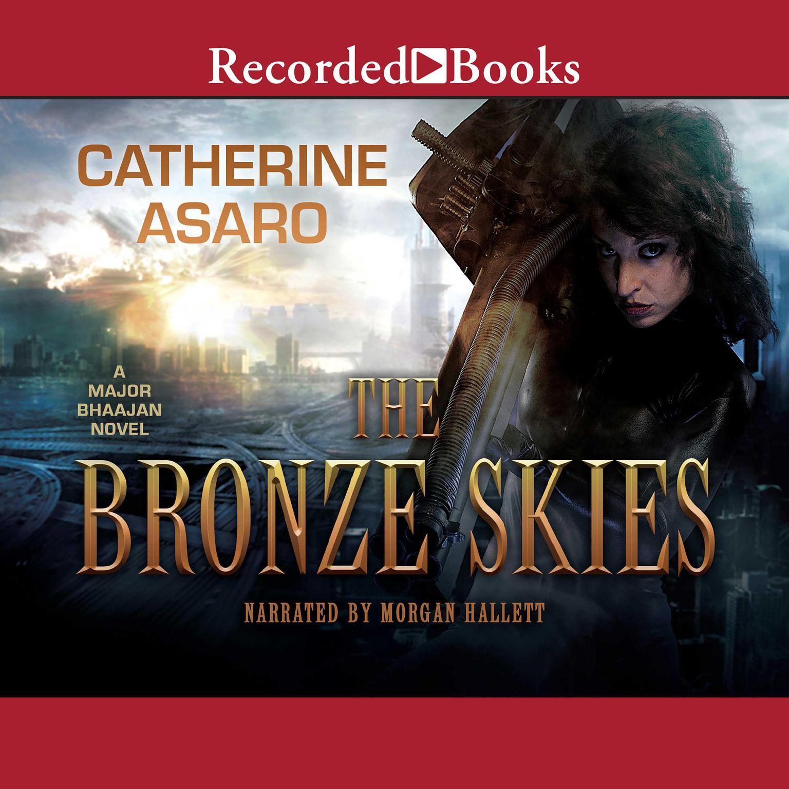 Bronze Skies Audiobook, by Catherine Asaro