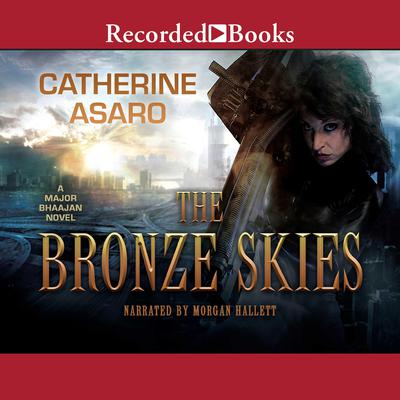 Bronze Skies Audiobook, by Catherine Asaro