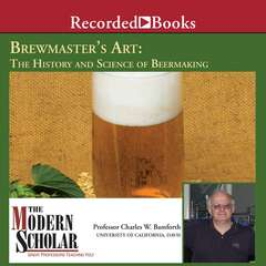 The Brewmasters Art Audiobook, by Charles Bamforth
