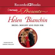 Bride, Bought and Paid For Audiobook, by Helen Bianchin