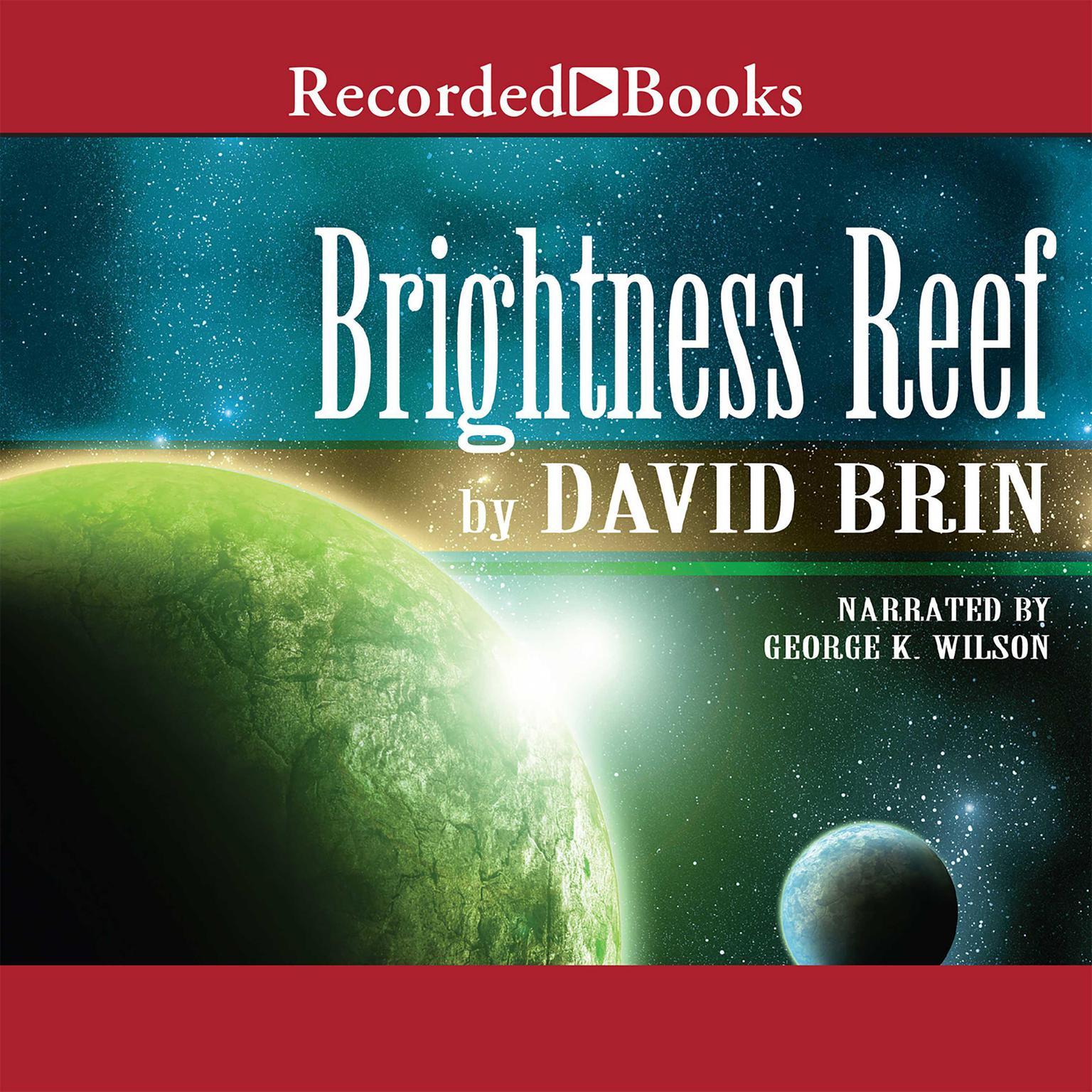 Printable Brightness Reef Audiobook Cover Art