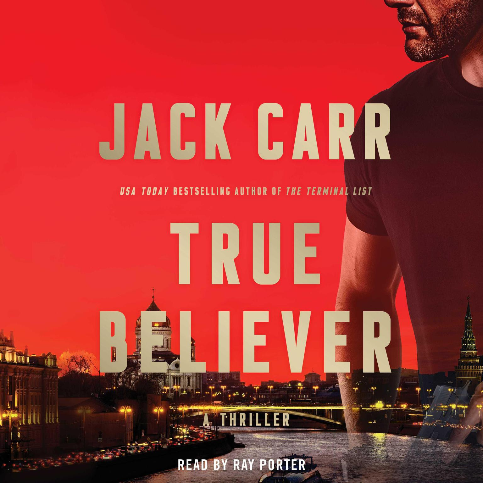 Printable True Believer: A Novel Audiobook Cover Art