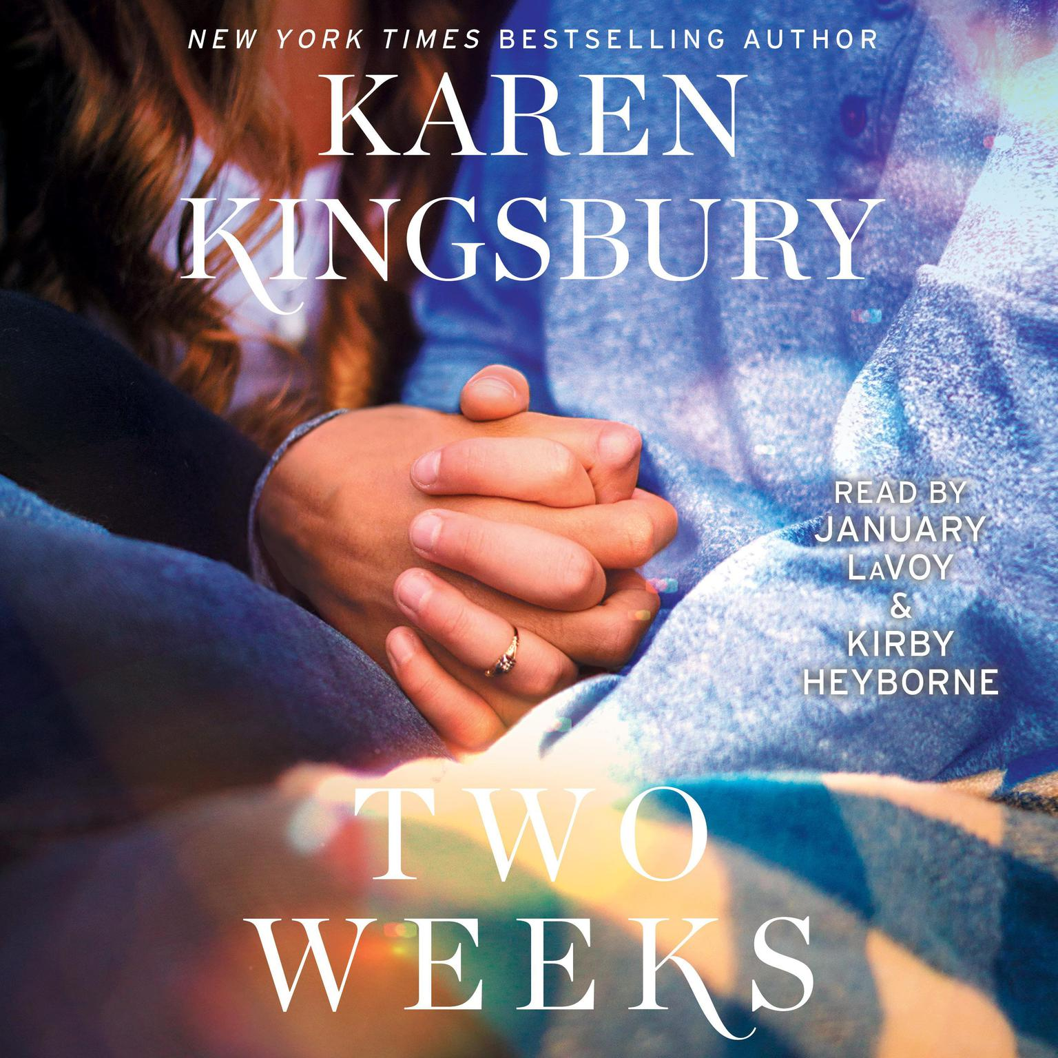 Printable Two Weeks: A Novel Audiobook Cover Art