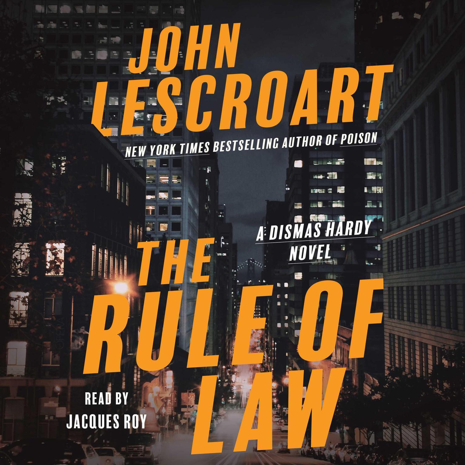 The Rule of Law: A Novel Audiobook, by John Lescroart